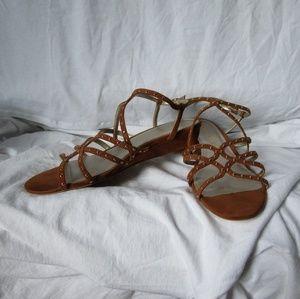 Anne klein strap sandals